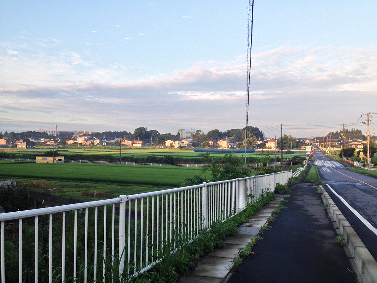 """Uenomuro, Tsukuba"" iPhone 5 back camera 4.12mm f/2.4 [HDR]"