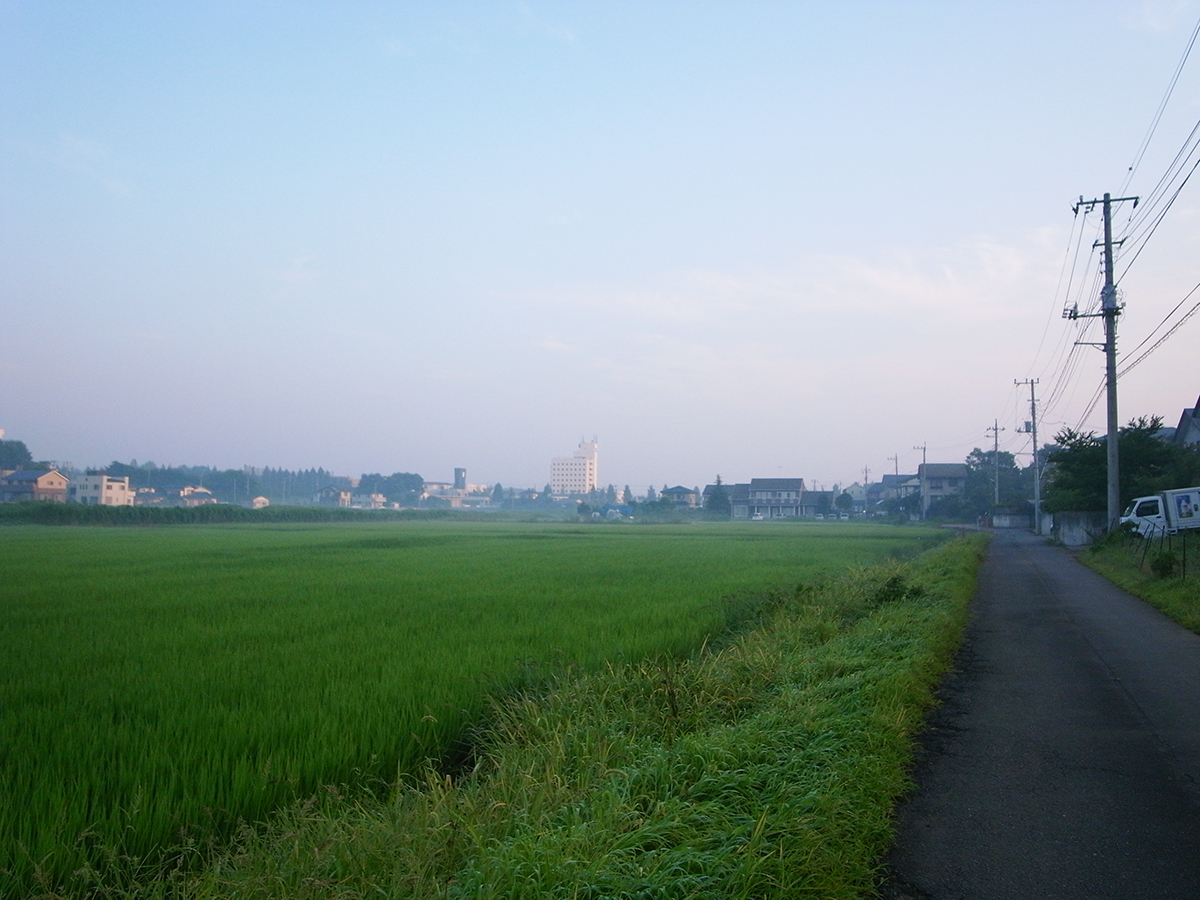 """Uenomuro, Tsukuba"" GR Digital 2 6mm f/2.4"